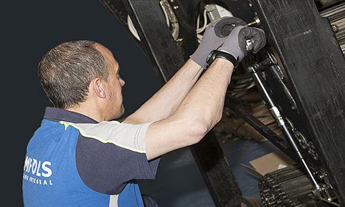servicio post venta reparaciones