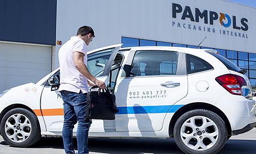 coche comercial pampols