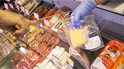 Envasado para catering, carnes y otros